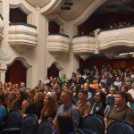Mustra – a színházban